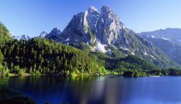 горы Испании